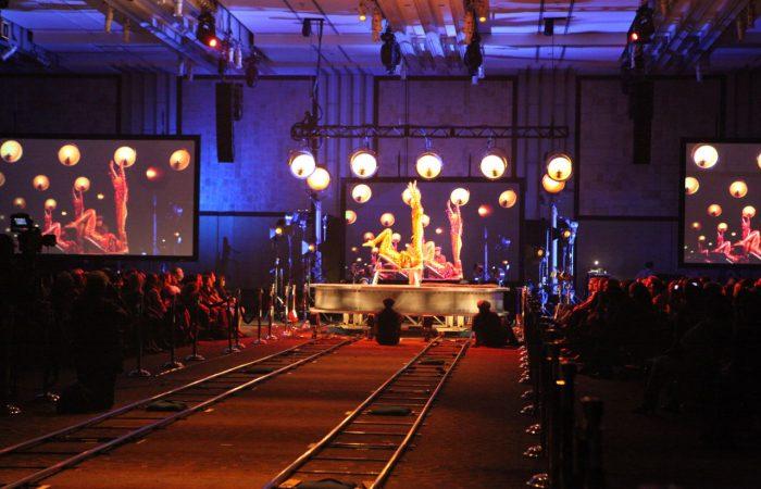 Cirque du Soleil IRIS Sales Show - Los Angeles 2010