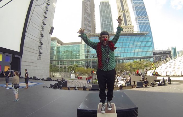 Hipa 2014 – Dubaï
