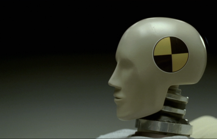Vidéotron - Crash test dummy